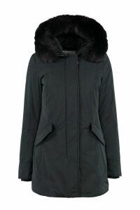 Woolrich Luxury Arctic Fur Trimmed Hood Parka