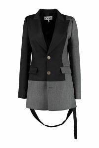 Loewe Wool Slim Fit Blazer