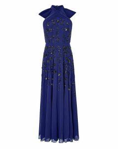 Monsoon Annabel Embellished Maxi Dress