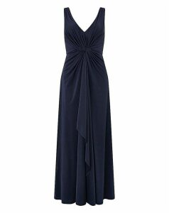 Monsoon Jessie Jersey Maxi Dress