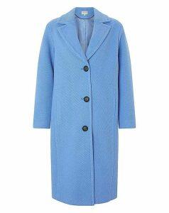 Monsoon April Textured Coat