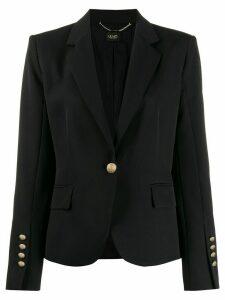 LIU JO buttoned blazer - Black