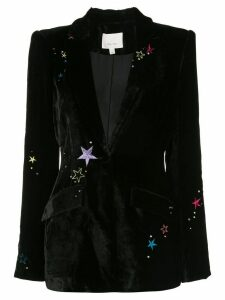 Cinq A Sept starlight Estelle blazer - Black
