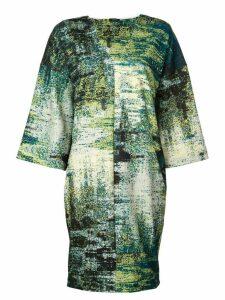 Natori shift dress - Green