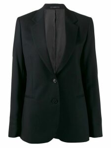Paul Smith peaked lapel blazer - Black