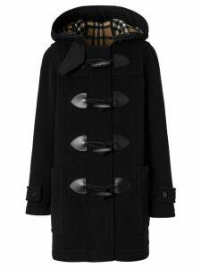 Burberry classic duffle coat - Black