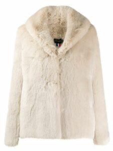 La Seine & Moi Anna coat - NEUTRALS