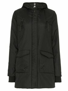 Norden Mika padded water resistant parka - Black
