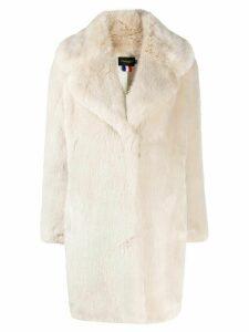 La Seine & Moi Louve coat - NEUTRALS