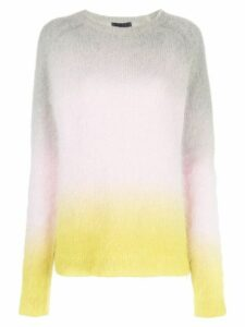 Cynthia Rowley Taylor ombré sweater - Pink