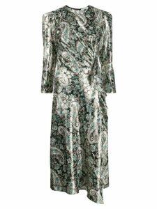 Sandro Paris Mera dress - Brown