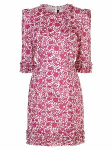 The Vampire's Wife Cate floral-print dress - PINK