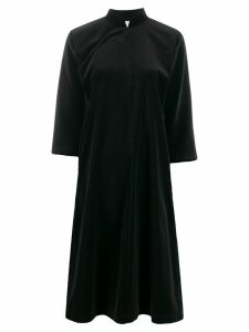 Comme Des Garçons Comme Des Garçons velvet dress - Black