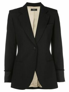 Theory slim-fit blazer - Black