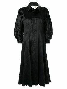 PHAEDO STUDIOS satin finish coat - Black