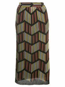 M Missoni high waisted pencil skirt - Black