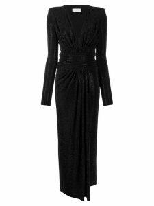 Alexandre Vauthier studded maxi dress - Black