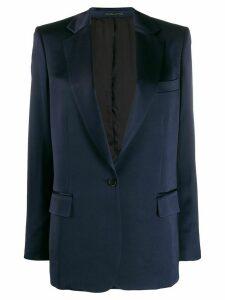 Paul Smith classic straight-fit blazer - Blue