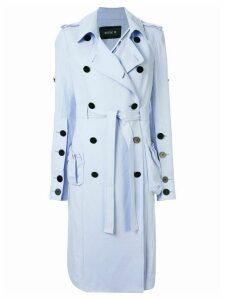 Kitx Climate Nomad Coat - Blue