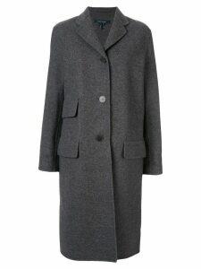 Sofie D'hoore Cruz double-faced coat - Grey