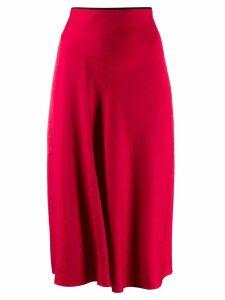 Rag & Bone high waisted skirt - Red