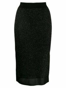 Rag & Bone high waisted pencil skirt - Black
