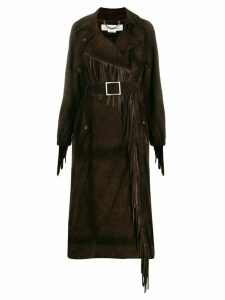 Golden Goose Sumire trench coat - Brown