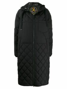 Moose Knuckles Marquis quilted parka - Black