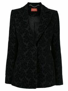 Altuzarra Paisley print blazer - Black
