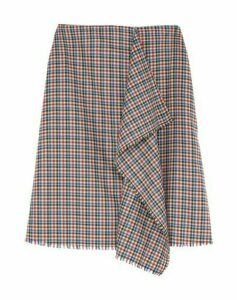 SOLOTRE SKIRTS Knee length skirts Women on YOOX.COM