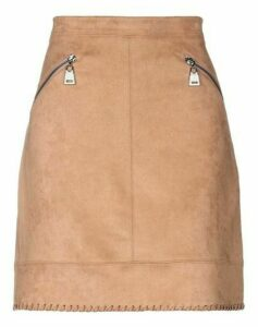 FUEGO WOMAN SKIRTS Knee length skirts Women on YOOX.COM