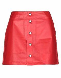ADIDAS x FIORUCCI SKIRTS Mini skirts Women on YOOX.COM