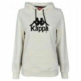 Kappa  Dilara  women's Sweatshirt in White