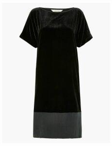 Per Una Velvet T-Shirt Dress