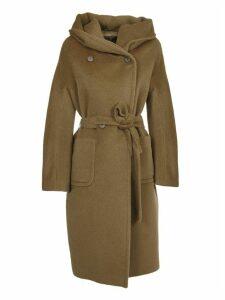 Tagliatore Camel daisy Coat