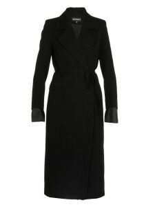Ann Demeulemeester Wool Coat