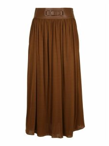 Ralph Lauren Black Label Damien Full Skirt