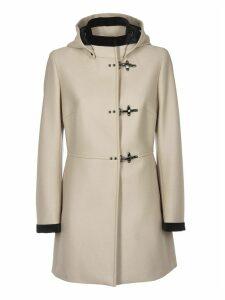 Fay Woman Coat Hooded