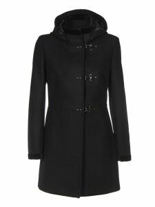 Fay Woman Coat Hooded