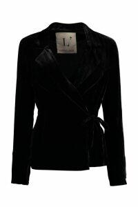 LAutre Chose Velvet Blazer