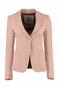 LAutre Chose Wool Slim Fit Blazer