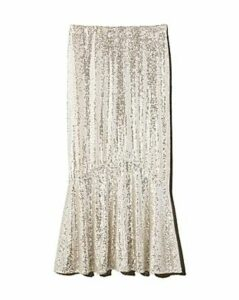 Whistles Suki Sequined Midi Skirt