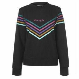 Wrangler Rainbow Sweater