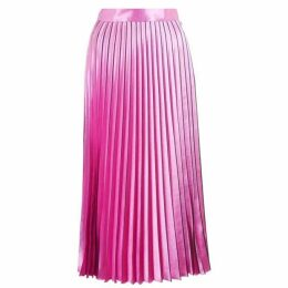Hugo High Shine Midi Skirt