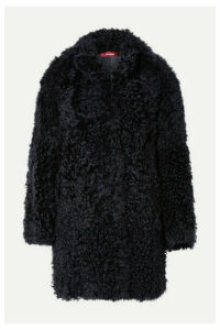 Sies Marjan - Ripley Shearling Coat - Midnight blue