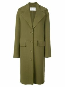 Proenza Schouler White Label double face coat - Green