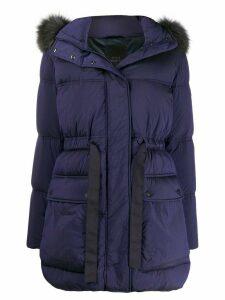 Tatras hooded parka coat - Blue