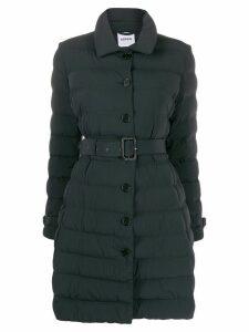 Aspesi fitted padded coat - Blue