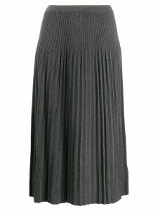 Michael Michael Kors pleated skirt - Grey