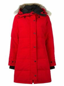 Canada Goose 'Shelburne' padded parka - Red